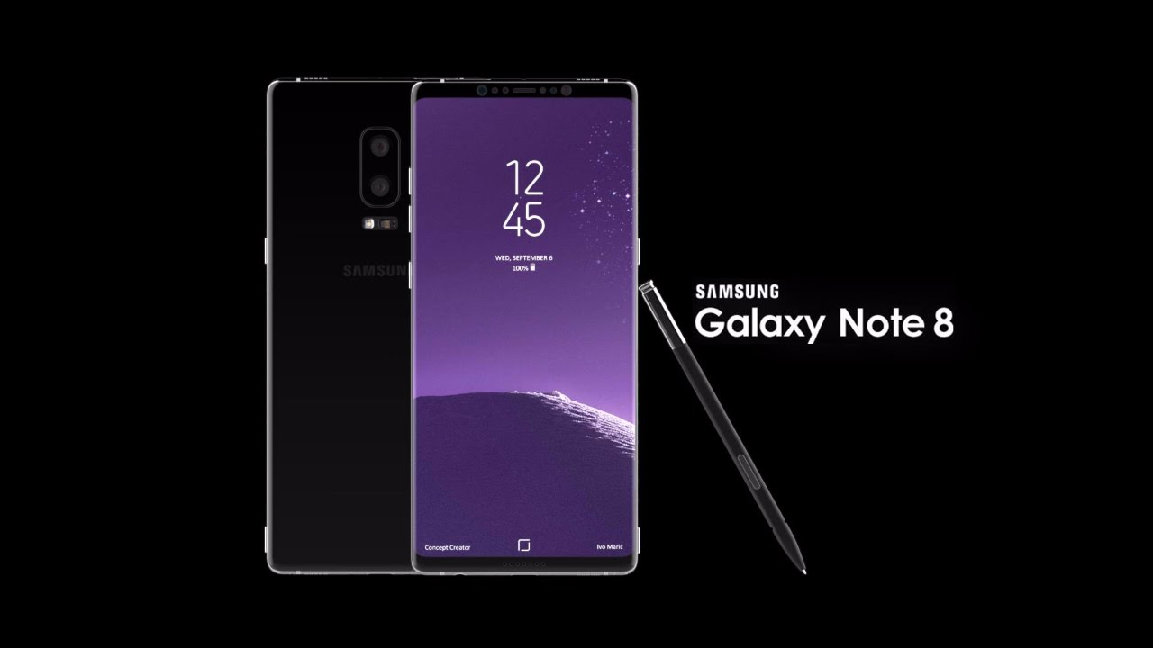 samsung galaxy note 8 specs features and rumors and. Black Bedroom Furniture Sets. Home Design Ideas