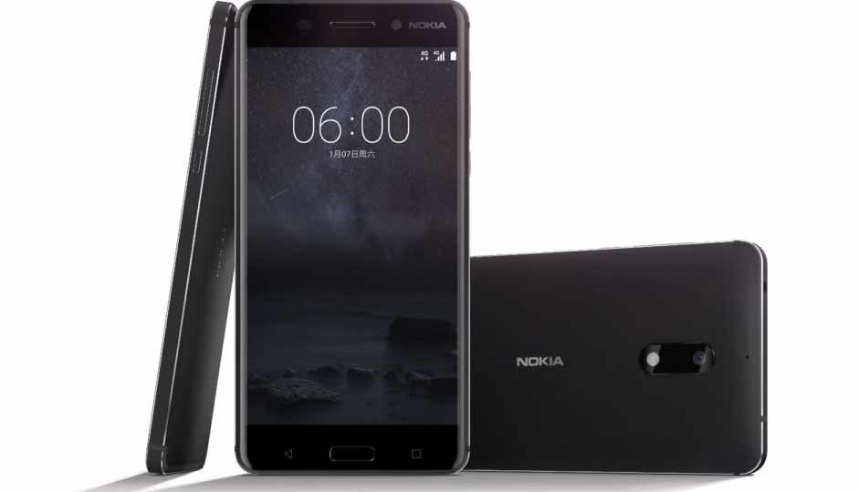 Nokia 8 image leaked