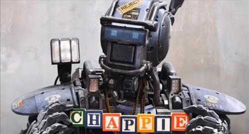 Chappie-Build