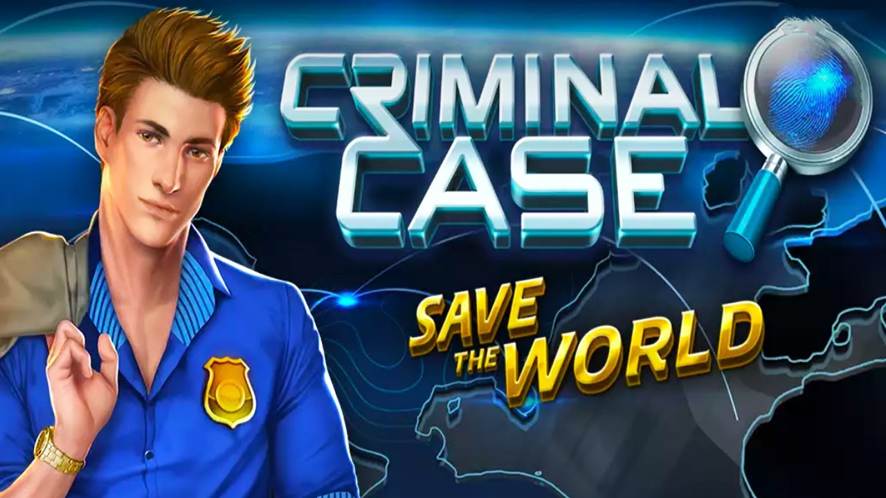 Criminal Case: Save the World v 2.17.3 Mod apk with unlimited tricks, resources and money.