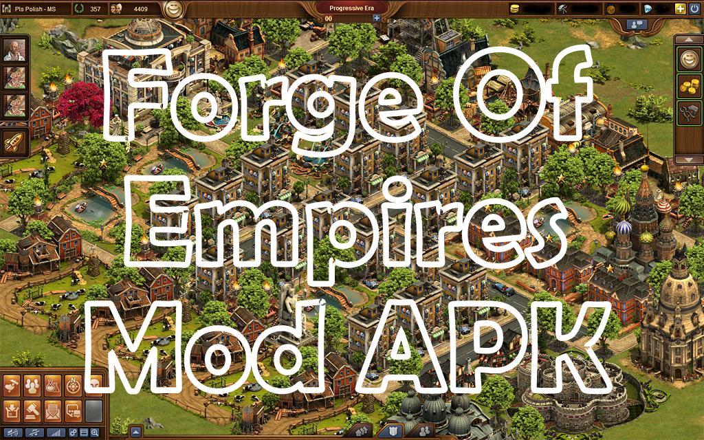 Forge-of-empires-mod-apk