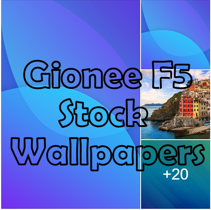 Download Gionee F5 Stock Wallpapers. [All 23 Full HD]