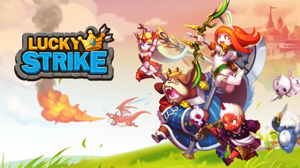 LuckyStrike Slotmachine Puzzle RPG hack mod apk hack
