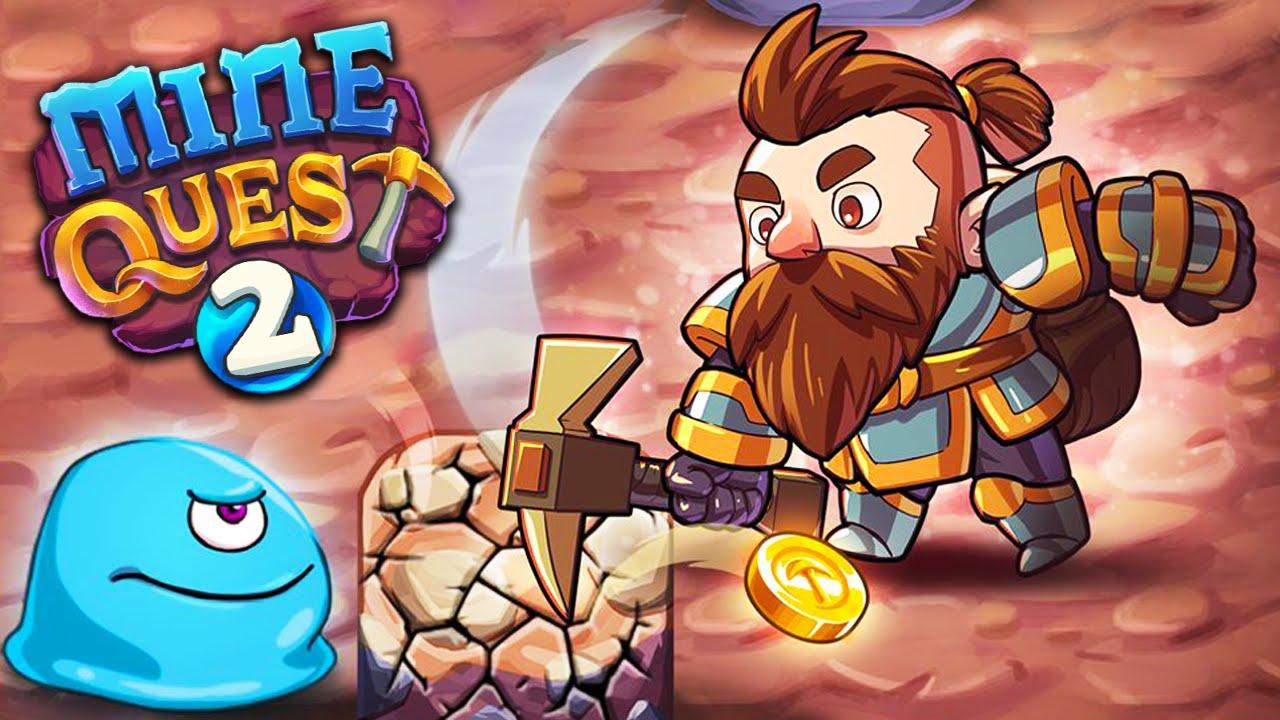 Mine-Quest-2-Mod-Apk