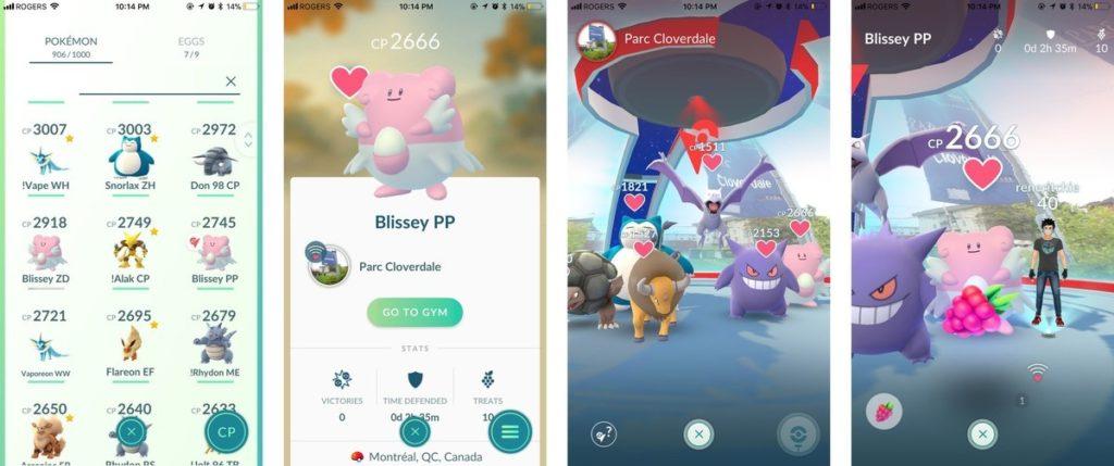 Download Pokemon GO v0.69.1 Mod Apk for Android 5 Hacks + Antiban