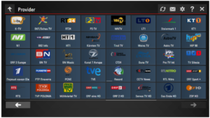 Best IPTV apps for Samsung Smart TV 2017.