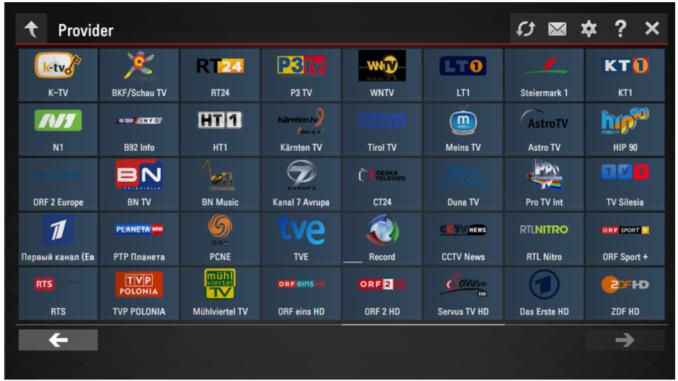 Best IPTV apps for Samsung Smart TV 2017.