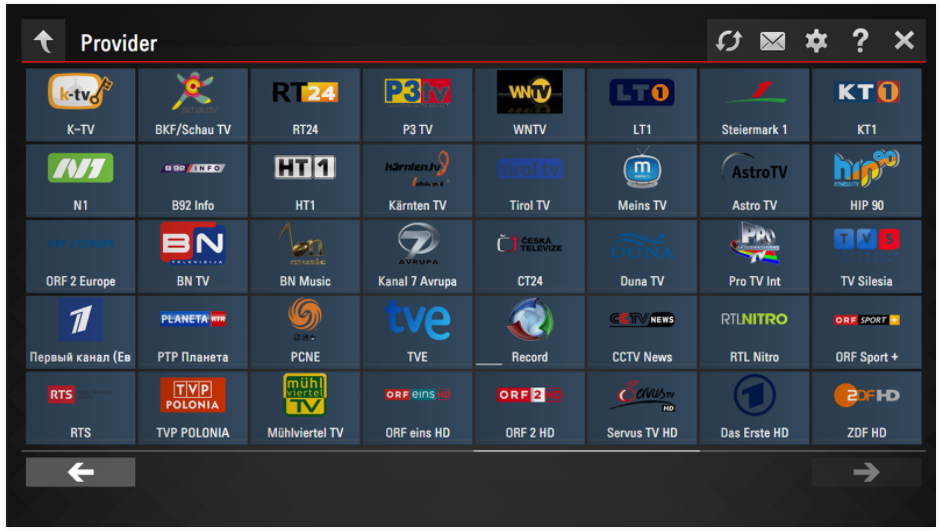 Best Samsung Smart TV IPTV apps for 2018.