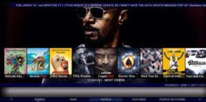 Singleton Entertainment Build
