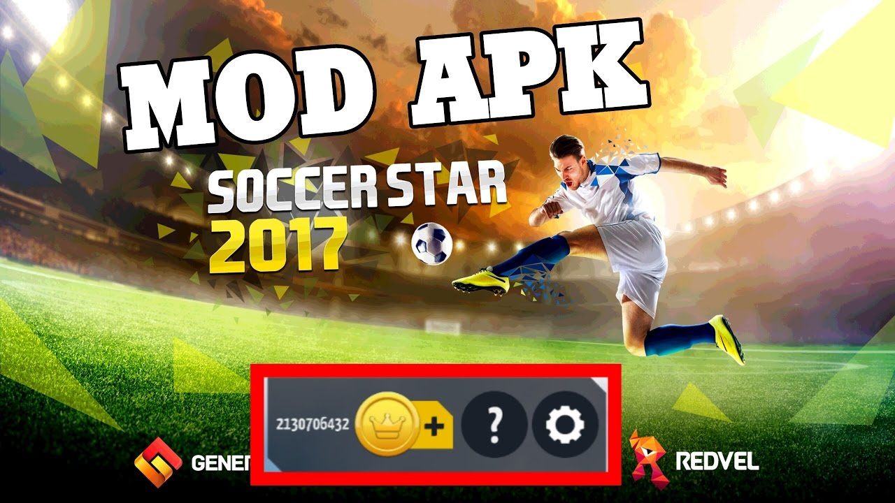 Soccer-Star-2017-mod-apk-hack
