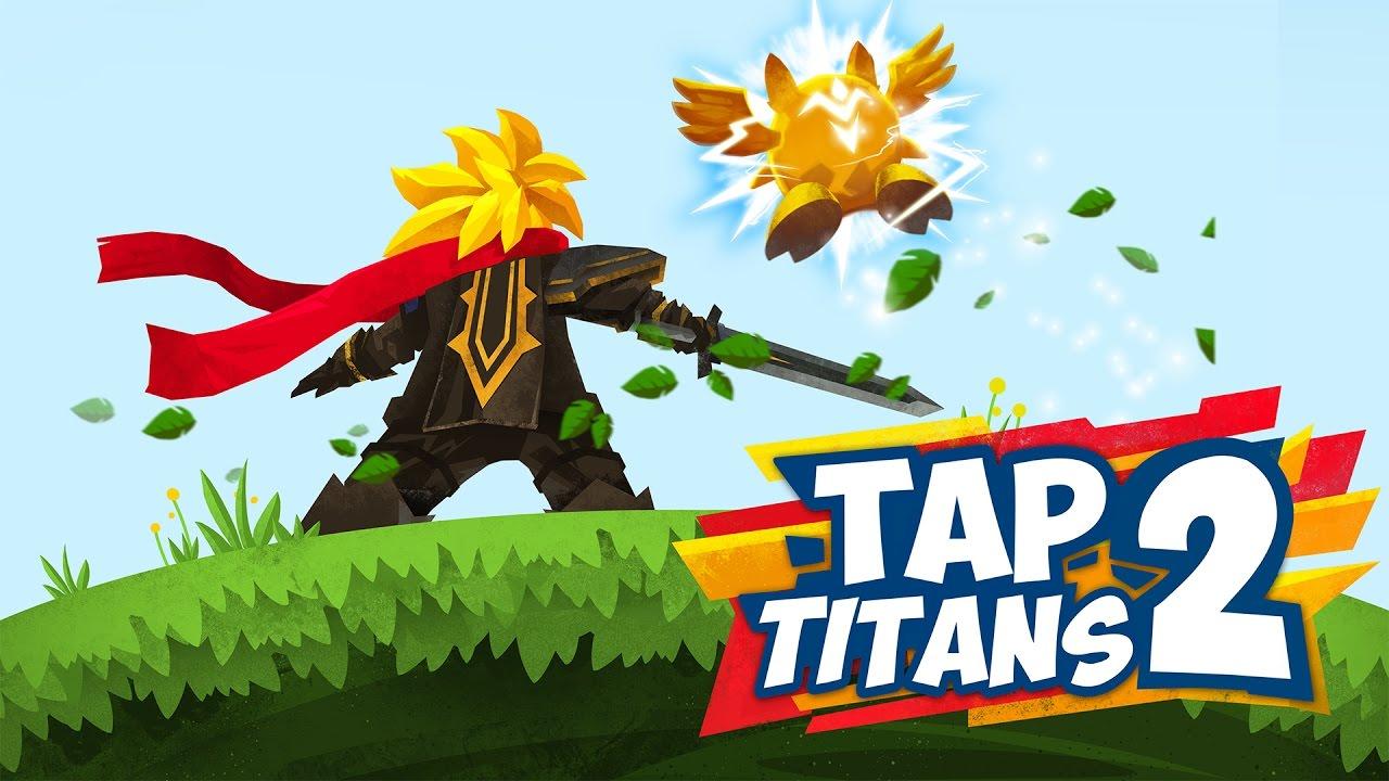 Tap Titans 2 v1.7.0 Mod Apk