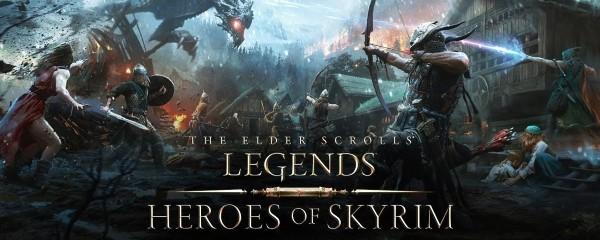 The Elder Scrolls: Legends Heroes of Skyrim Mod Apk v1.66.0