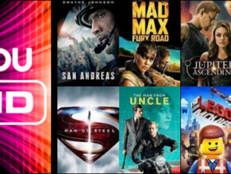 List of all VUDU 4K UHD Movies. [2017]