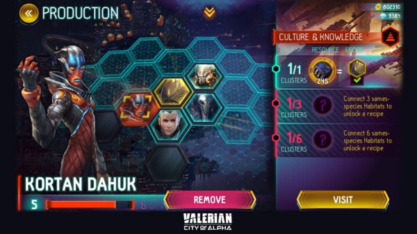 Valerian: City of Alpha v1.2.1 Mod Apk