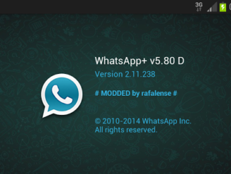 WhatsApp Plus v580 Apk