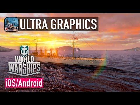 World of Warships Blitz 0572 mod apk
