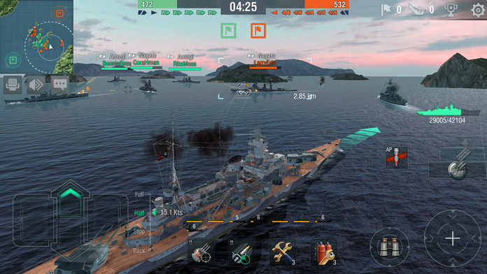 World-of-warships-blitz-mod-apk