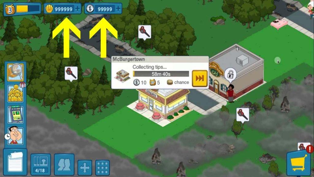 Family Guy TQFS Mod apk