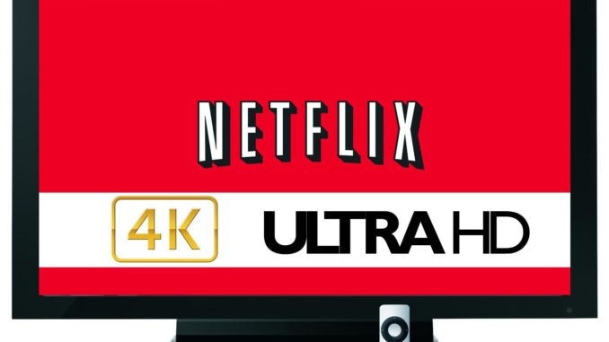 List of 4k Netflix UHD Content