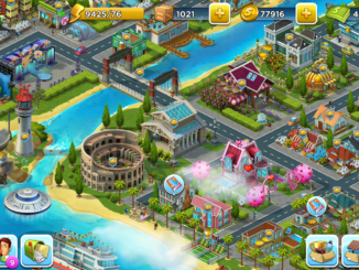 SuperCity: Build a Story v1.10.0 Mod Apk