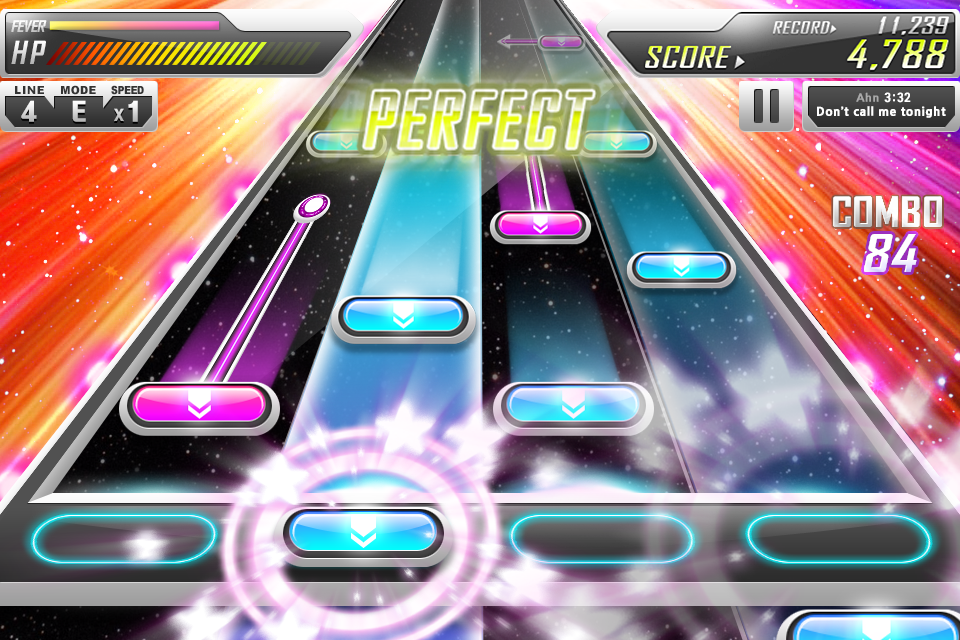 Beat Fever: Music Tap Rhythm Game mod hack apk
