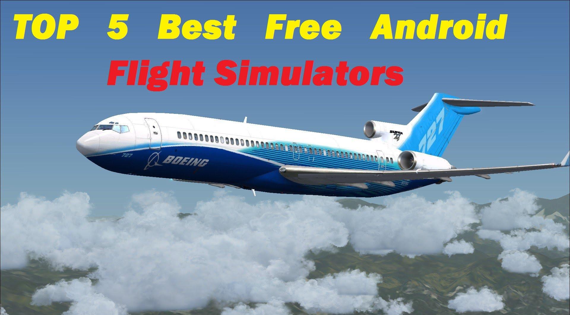 Best-Android-Flight-Simulator-Games-Apk