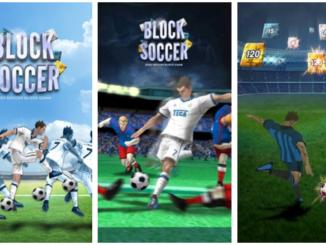 Block Soccer Mod Apk
