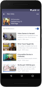 Facebook Watch Apk App