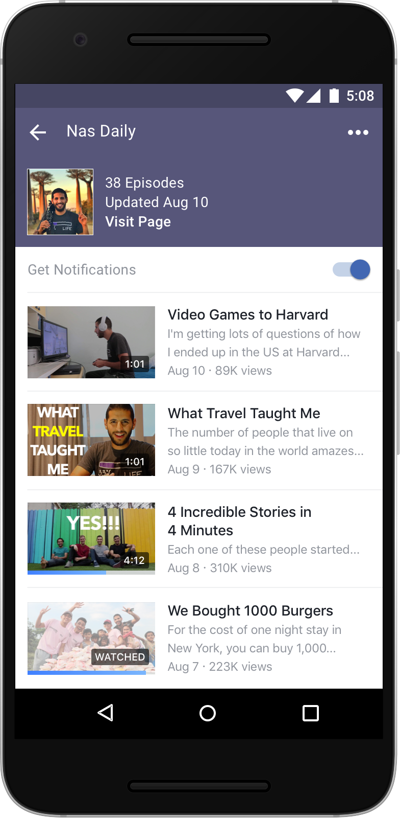 Facebook-Watch-Apk-Android