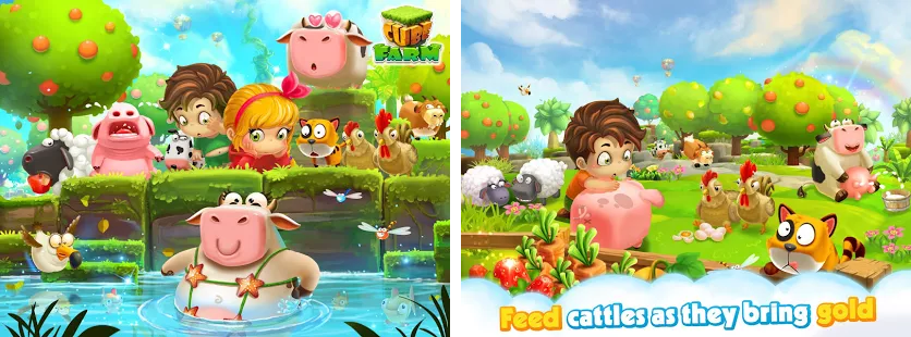 Farm Pet: Breeding Ville v2.1.710a(97) mod apk