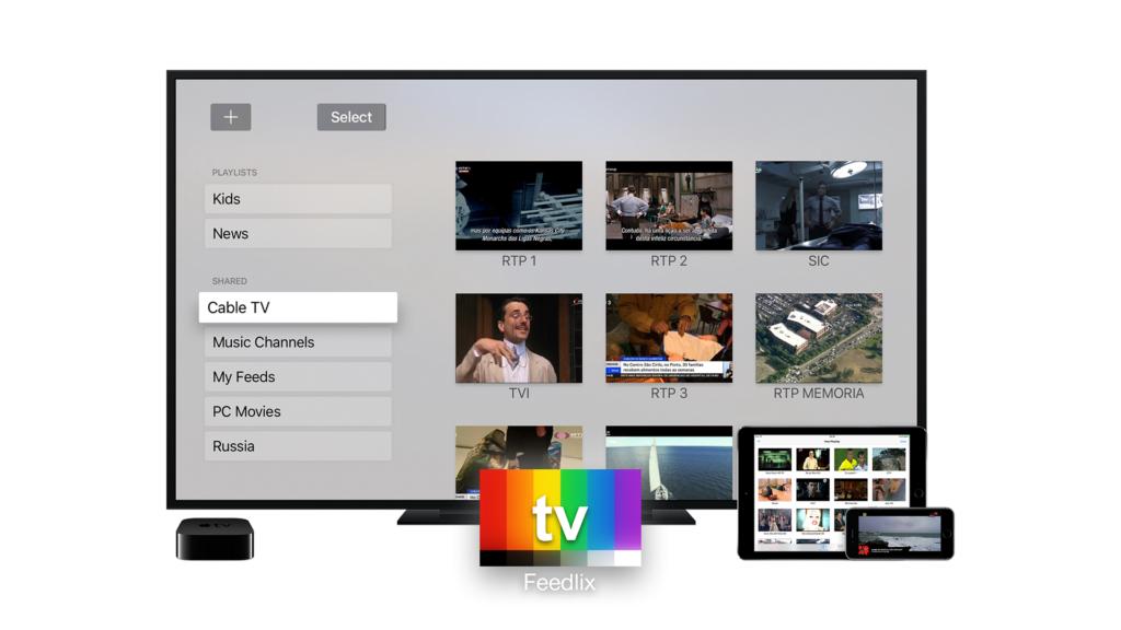 Best IPTV Apps for Apple TV 2017