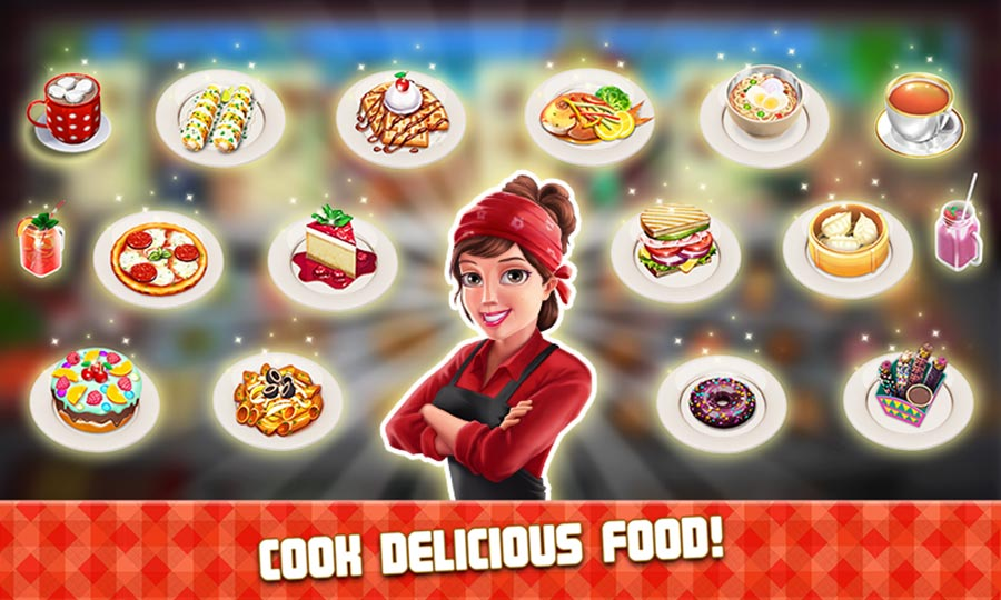 Food Truck Chef Cooking Game mod apk