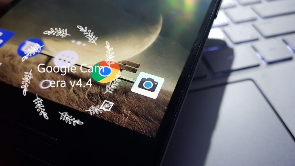 Google Camera v4.4 Apk