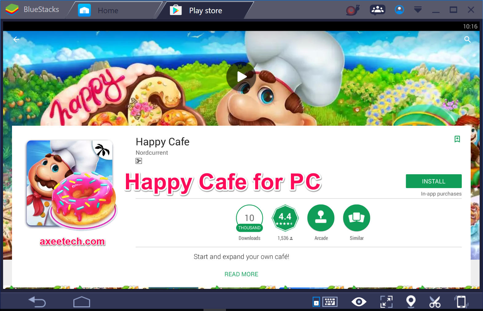 Happy-Cafe-For-PC-Windows10