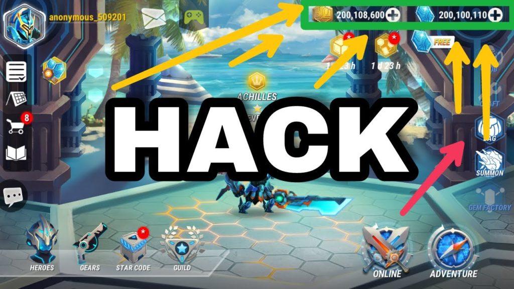 Heroes Infinity: Gods Future Fight v1.7.11 Mod Apk
