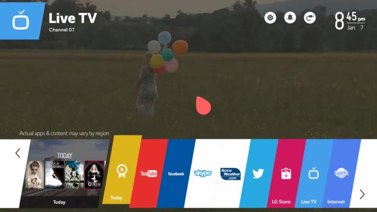 Best IPTV apps for LG Smart TV 2017