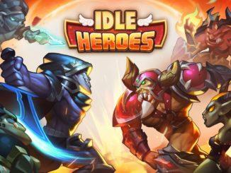 Idle Heroes v1.12.0 Mod Apk
