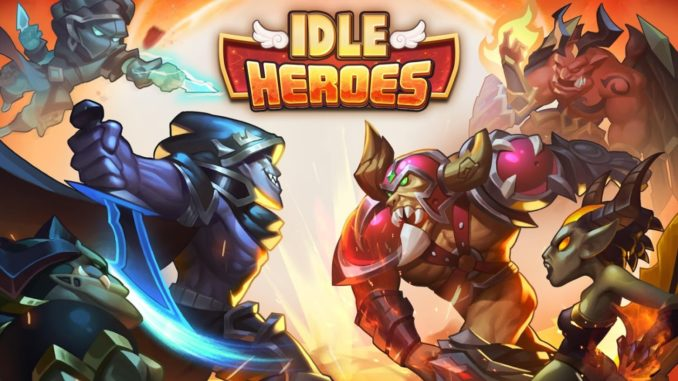 Idle Heroes v1.9.0 Mod Apk