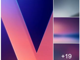 LG V30 Stock Wallpapers
