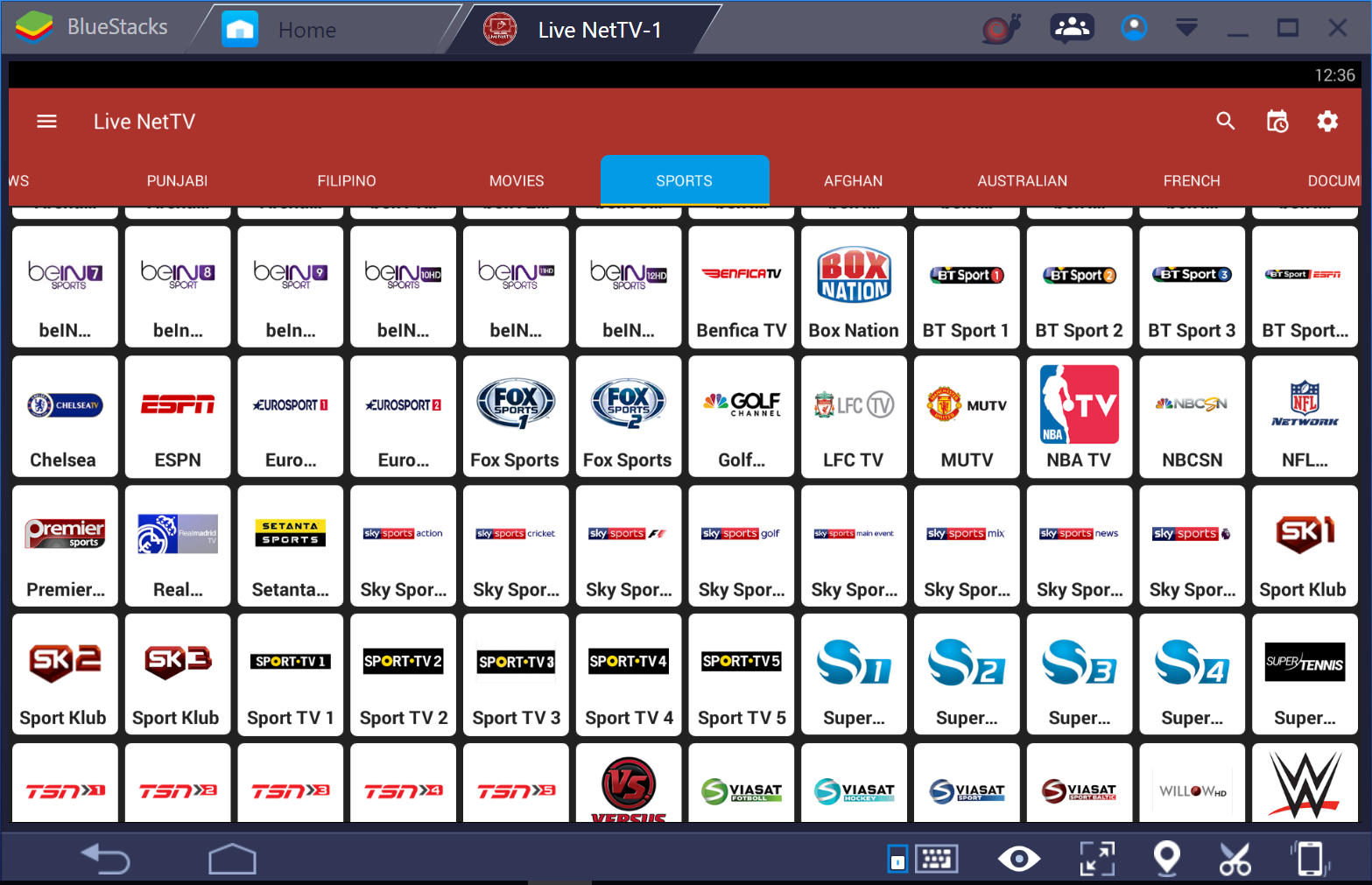 Best Free Live TV app for Football matches 2018 [500+ Free channels streaming]