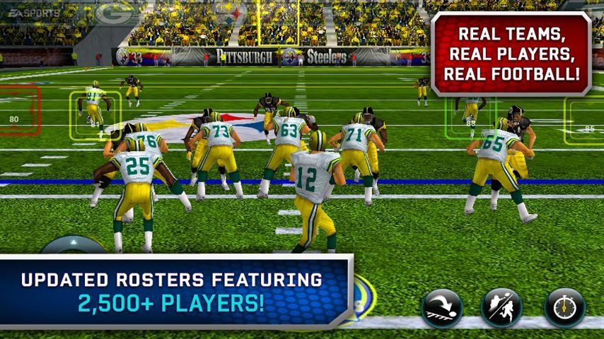 Madden NFL Football v4.0.3 Mod Apk