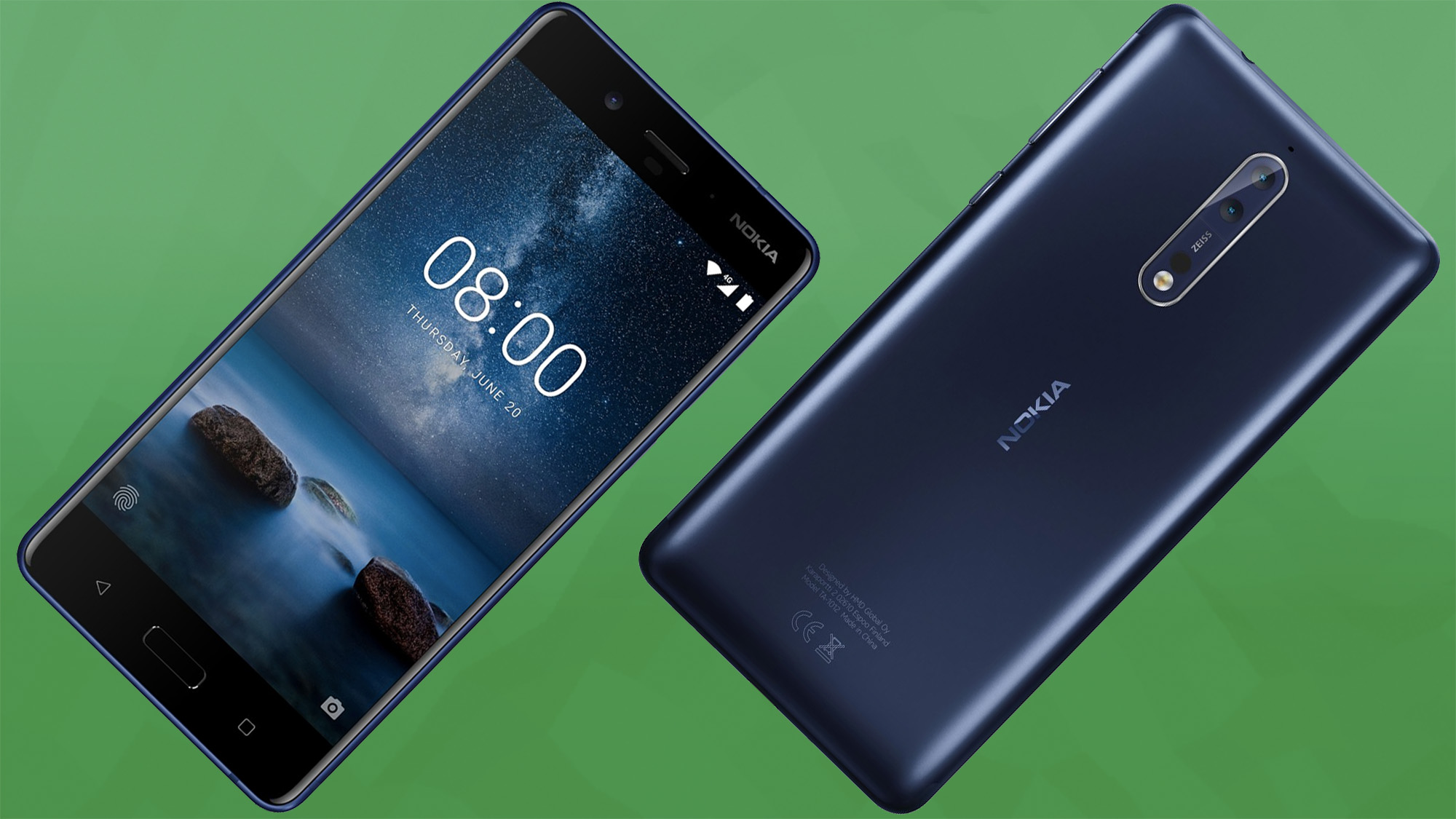 Download Nokia 8 Stock Wallpapers