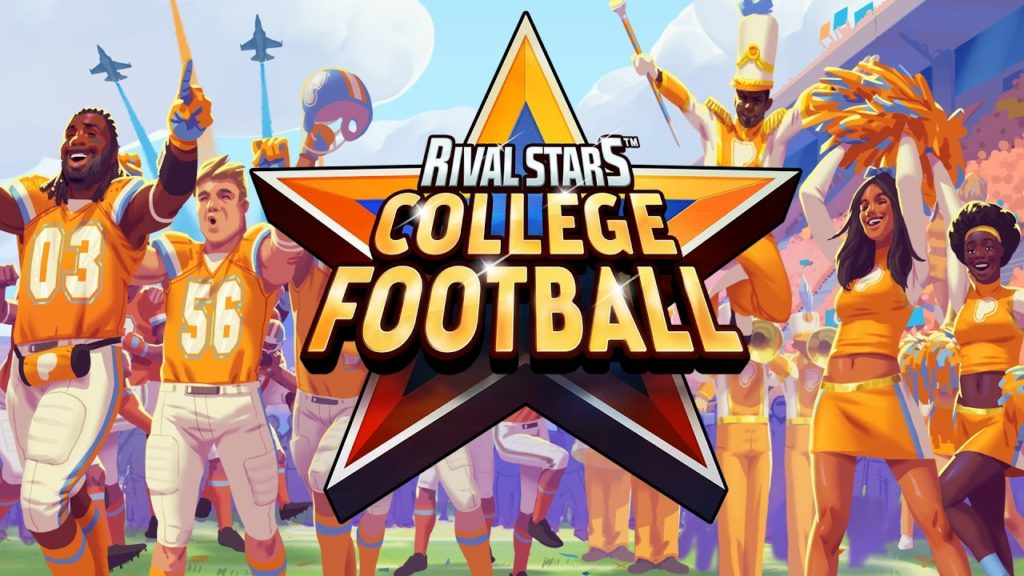 Rival Stars College Football mod apk hack