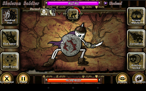 Rune Rebirth v1.80 Mod Apk