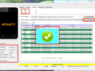 SP Flash Tool latest version