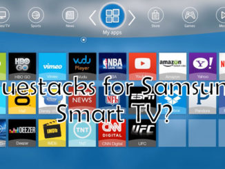 Bluestacks for Samsung Smart TV