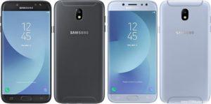 Samsung Galaxy J7 (2017) Stock Wallpapers
