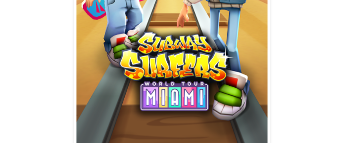 Subway Surfers Miami 1.75.0 Mod Apk
