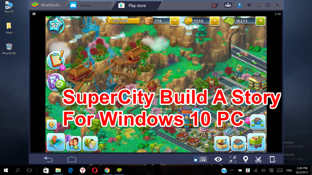 SuperCity Build a Story for Windows 10 PC