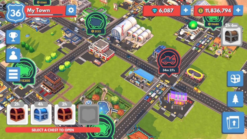 Traffic Panic Boom Town Mod apk Hack